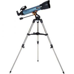 Celestron Inspire 100AZ 100mm f-6.6 Alt-Az Refractor Telescope